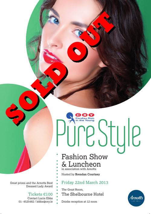Arnotts Pure Style - SOLD OUT