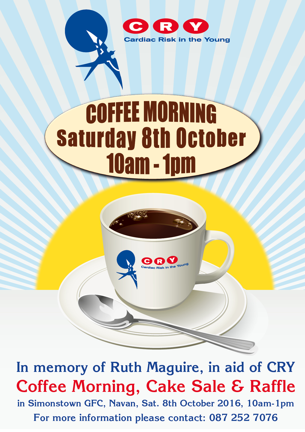 Coffee Morning A4 2016