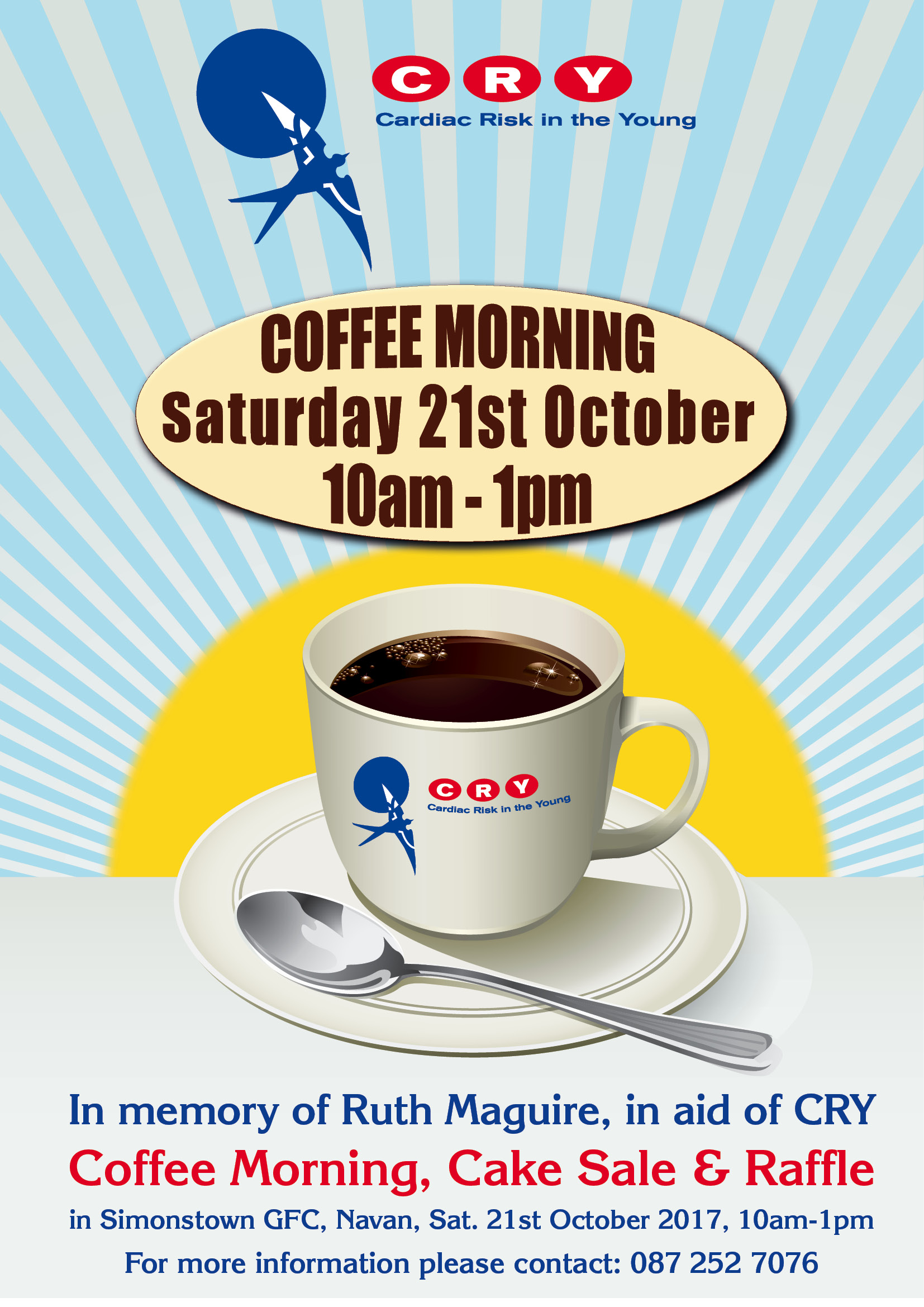 Coffee Morning A4 2017